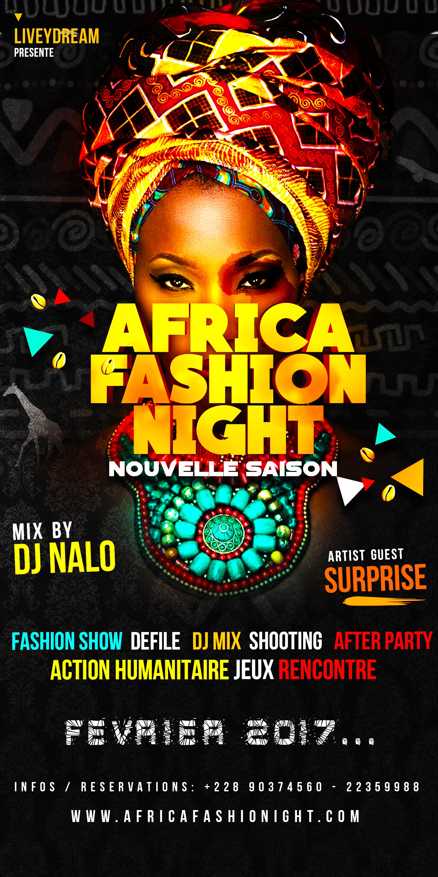 Africa Fashion Night